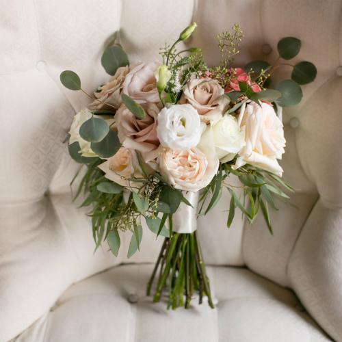 Barn Wedding bridal bouquet