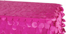 Petal-Circle-Taffeta-Rectangular-Tablecloth-Fuchsia