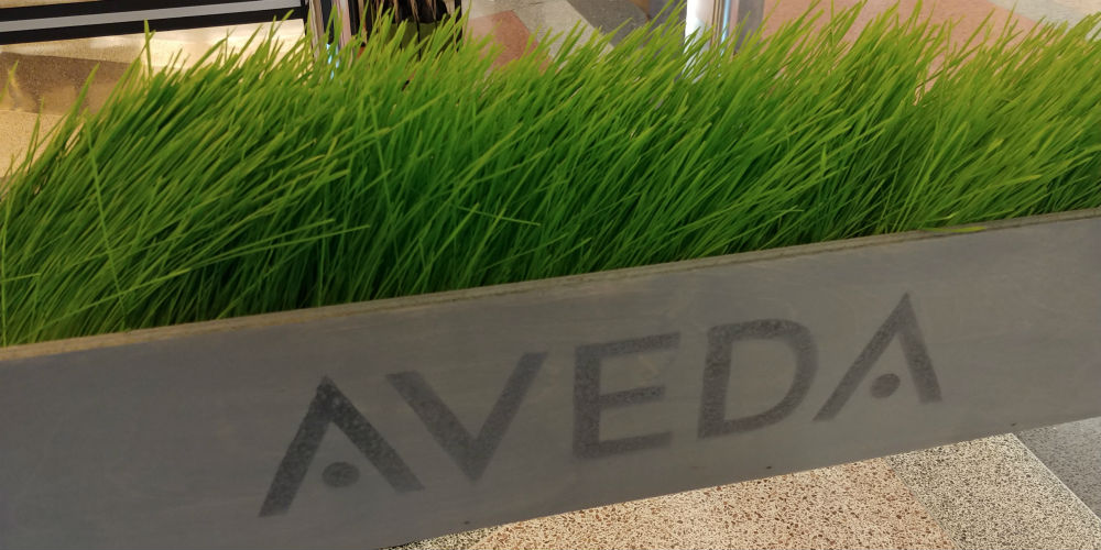 Aveda Congress Grass Planter