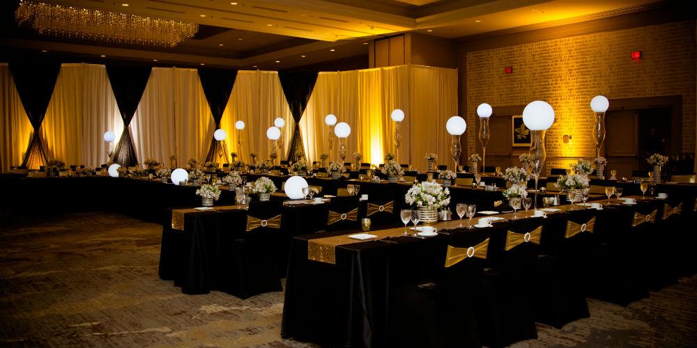 NACE Hilton Dining