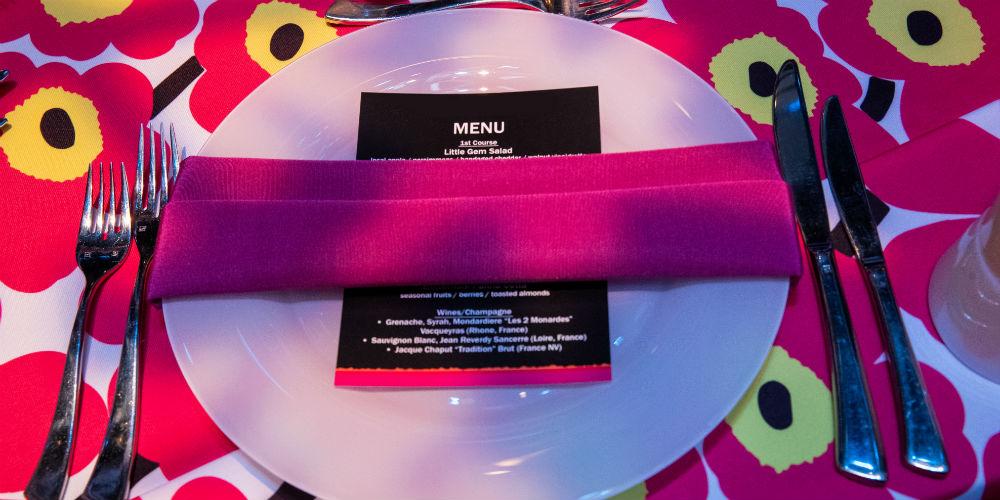 Marimekko menu