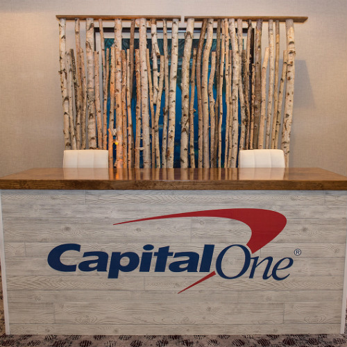Capital One 2019 Bar