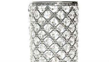 Prestige Crystal Candle Holder