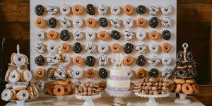 Lush Barn Wedding